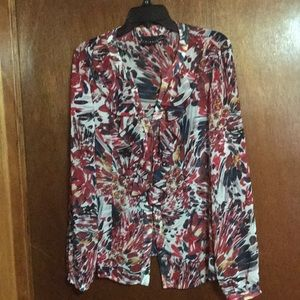 Tribal Colorful Blouse